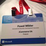 worldwide partner conference-jcommerce-Paweł